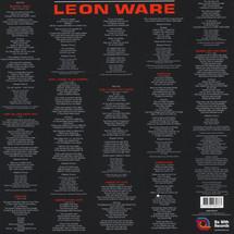 Leon Ware - Leon Ware [LP]