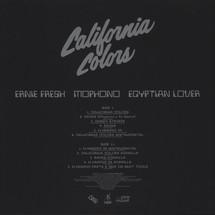 Ernie Fresh x Mophono x Egyptian Lover - California Colors [LP]