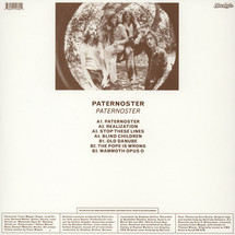 Paternoster - Paternoster [LP]