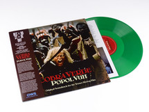 Popol Vuh - Cobra Verde OST (Limited Green Vinyl) [LP]