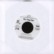 """Wu-Tang Clan - Bring Da Ruckus/ Shame On A Nigga [7""""]"""