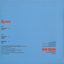 "Byron - Too Much [12""]"