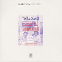 "Mr. Flagio - Take A Chance [12""]"