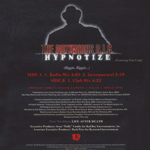 "The Notorious BIG - Hypnotize [12""]"