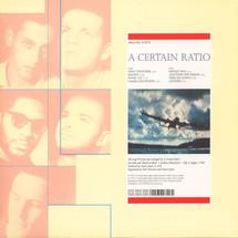 A Certain Ratio - Force (Colored Vinyl Edition) [LP]