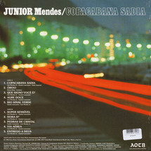 Junior Mendes - Copacabana Sadia [LP]