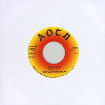 "Michael Henderson - Let Love Enter/ Come To Me [7""]"