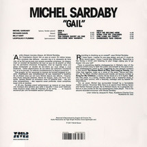 Michel Sardaby - Gail [LP]