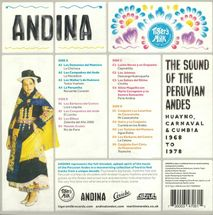 VA - Andina (Sound Of Peruvian Andes 1968-78) [2LP]
