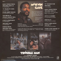 Marvin Gaye - Trouble Man (Back To Black Edition) [LP]