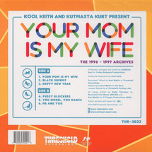 Kool Keith & Kutmasta Kurt - Your Mom Is My Wife (The 1996-1997 Archives) [LP]