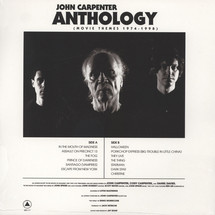 John Carpenter - Anthology (Movie Themes 1974-1998) [LP]