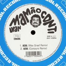 "Ivan Conti - Azul (Max Graef, Contours & Glenn Astro Remixes) [12""]"