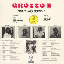 Grotto - Wait... No Hurry [LP]