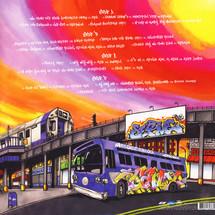 Wu-Tang Clan - The Saga Continues (Orange Vinyl Edition) [2LP]