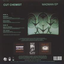 Cut Chemist - Madman EP [LP]