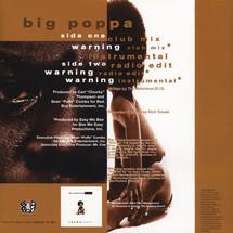 "The Notorious BIG - Big Poppa [12""]"