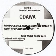 "Omar S - Tap Dat Ass/ Your Hit Making Papa [12""]"
