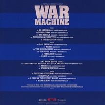 Nick Cave & Warren Ellis - War Machine OST (White Vinyl Edition) [2LP]