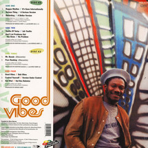 Horace Andy - Good Vibes (Remastered 2LP Gatefold) [2LP]