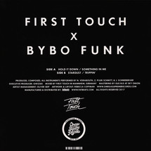 First Touch x Bybo Funk - Stardust [LP]