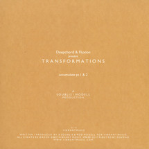 "Deepchord & Fluxion pres. Transformations - Accumulate EP [12""]"
