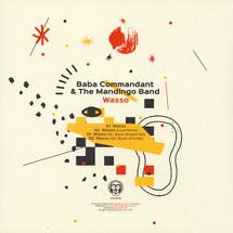 """Baba Commandant & The Mandigo Band - Wasso [12""""]"""