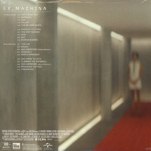 Geoff Barrow & Ben Salisbury - Ex Machina OST [2LP]