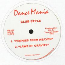 """Club Style - Crazy Wild [12""""]"""