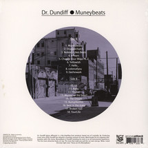 Dr. Dundiff - Muneybeats (LP+MP3) [LP]
