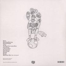 Samiyam - Pizza Party [LP]