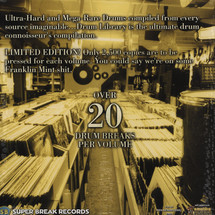 Paul Nice - Drum Library Vol. 3 [LP]