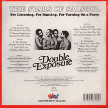 Double Exposure - The Stars Of Salsoul [2LP]