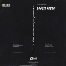 Geraldo Pino - Boogie Fever [LP]