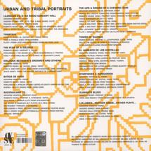 Roberto Musci/ Giovanni Venosta - Urban And Tribal Portraits [LP]