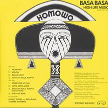 Basa Basa - Homowo [LP]