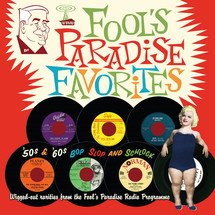 VA - Fools Paradise Favorites (Gatefold Cover)