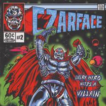 Czarface (Inspectah Deck & 7L & Esoteric) - Every Hero Needs A Villain [2LP]