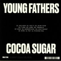 Young Fathers - Cocoa Sugar [CD]
