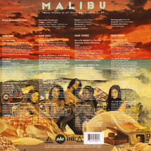 Anderson .Paak - Malibu (Colored Vinyl Edition) [2LP]