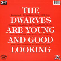 The Dwarves - Are Younger & Even Better Looking [LP]