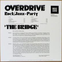 The Bridge - Overdrive - Rock/ Jazz - Party [LP]