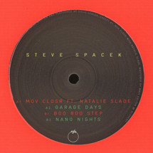"Steve Spacek - EP3: Mov Clsr [12""]"