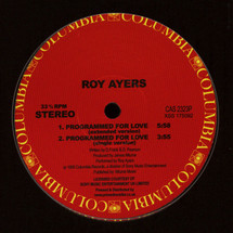 "Roy Ayers - Programmed For Love [12""]"