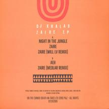"""DJ Khalab - Zaire [12""""]"""