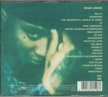 Rejjie Snow - Dear Annie [CD]