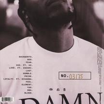 Kendrick Lamar - DAMN. - Reverse (US Clear Vinyl Edition) [2LP]