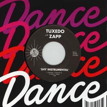 """Tuxedo (Mayer Hawthorne & Jake One) - Shy (w/ Zapp) [7""""]"""