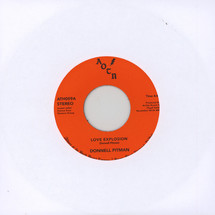 "Donnel Pittman - Love Explosion/ Your Love Is Dynamite [7""]"
