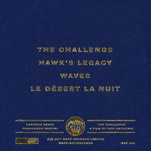 "Lorenzo Senni/ Francesco Fantini - The Challenge OST (Book + 10"") [10""]"